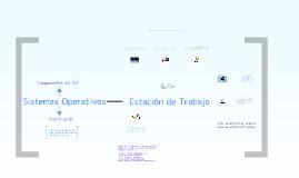 Copy of Tipos de Sistemas Operativos para Estaciones de Trabajo