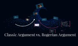zombies rogerian argument