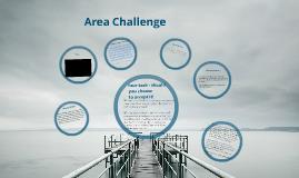 Area Challenge