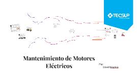 Deteccion en averias en motores electricos