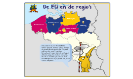 Sterrenklas - De EU en de regio's