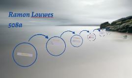 Profiel van Ramon Louwes
