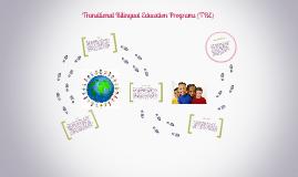 Transitional Bilingual Education Programs (TBE)