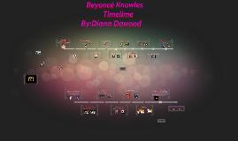 Copy of Beyoncé Knowles Timeline