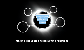 Making Requests and Returning Promises