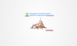 Presentación Proyecto Especialización en Com. Estratégica