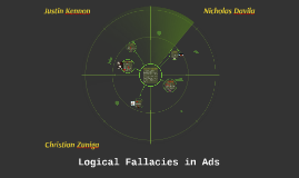 Logical Fallacies in Ads
