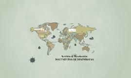 SERVICIO DE RECOLECCIÓN DOCUMENTOS DESEMBOLSO