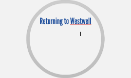 Returning to Westwell