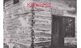Karens jul