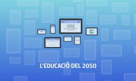 educació 2050