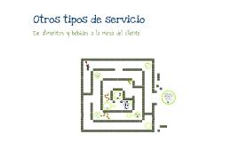 Tipos de servicio