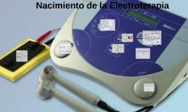 Nacimiento de la Electroterapia