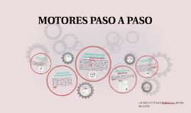 MOTORES PASO PASO