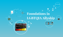 Human Services: Foundations in LGBTQIA Allyship