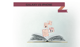 GALAXY VS IPHONE