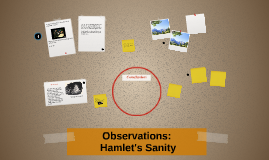 hamlets sanity