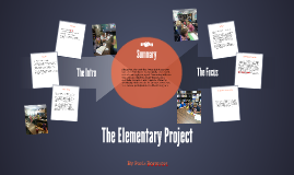 Copy of The Elementary Project