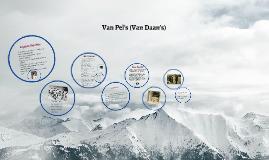 Van Pel's (Van Daan's)