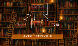 Copy of LA VARIETAT TEXTUAL