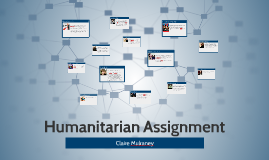 What is a Humanitarian?