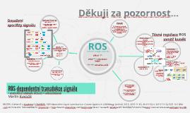 ROS-dependentní signální transdukce