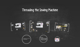 Copy of Threading the Sewing Machine