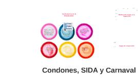 Condones SIDA y Carnaval