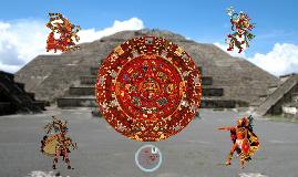 """""""CULTURA AZTECA""""  =LUCERO Y ALMA= 2016"""