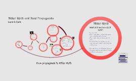Hitler Myth and Nazi Propaganda