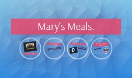 Mary's Meals.