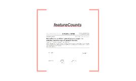 featureCounts