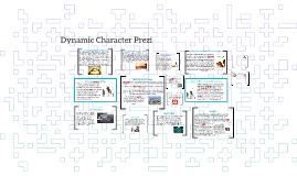 Dynamic Character Prezi
