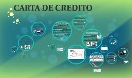 Copy of Copy of CARTA DE CREDITO