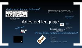 Artes del lenguaje