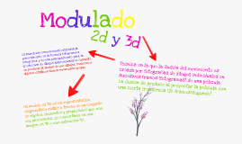 Copy of modelado 2d y 3d