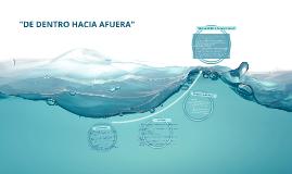 """""""DE DENTRO HACIA AFUERA"""""""