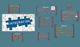 Integration & segregation