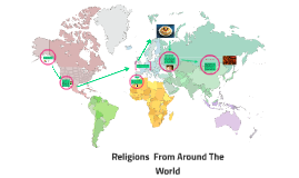religons  from around the world