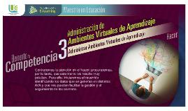 EC3. Administración de AVA