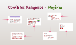 Conflitos Religiosos