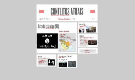 CONFLITOS ATUAIS