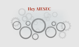Hey AIESEC