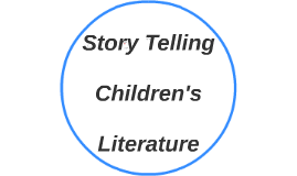 Lesson 17-19: Theatre II: Story Telling; Children's Literature