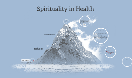 Spirituality in Health