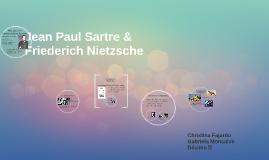 Jean Paul Sartre &