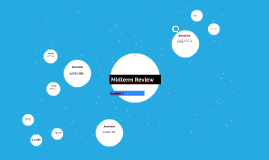 Midterm Review 12/06/18