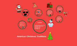 Copy of American Christmas Traditions