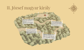 II. József magyar király