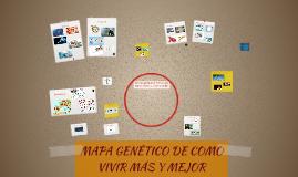 Copy of MAPA GENÉTICO DE COMO VIVIR MAS Y MEJOR